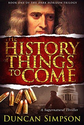 Win a historical thriller from Duncan Simpson