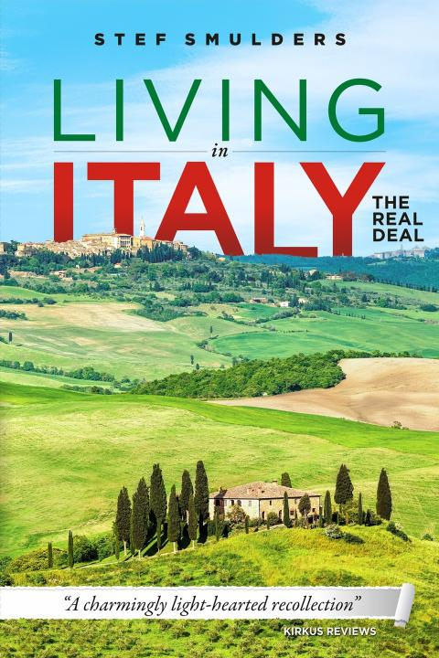 Win a book about Living in Italy